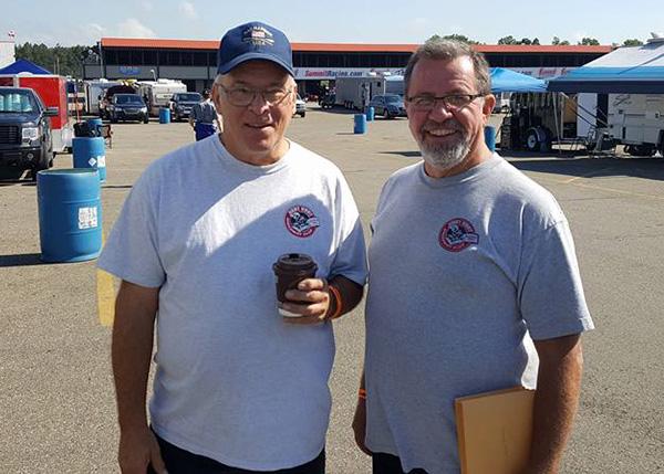 Van GIlder and Gene Davis